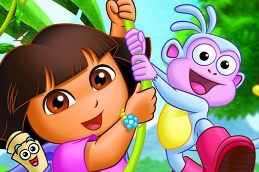 Dora | Spot The Difference Played on 1594725140