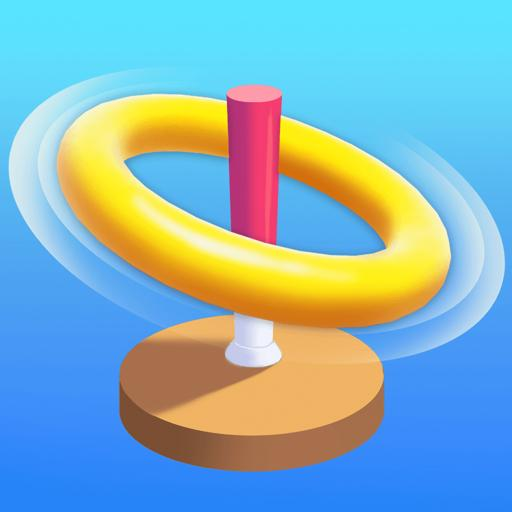 Lucky Toss 3D -Toss and Win Big