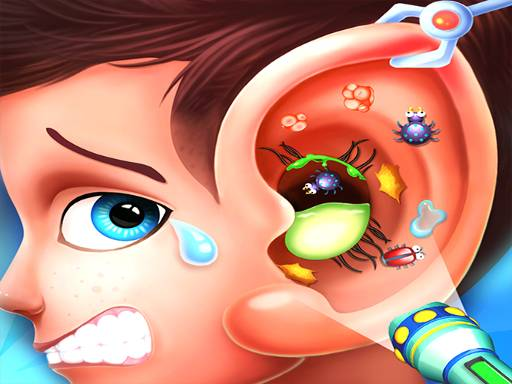 Ear Doctor games for kids