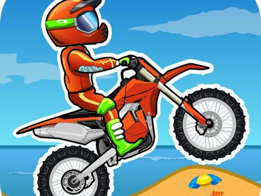 Play moto x3m 3 game