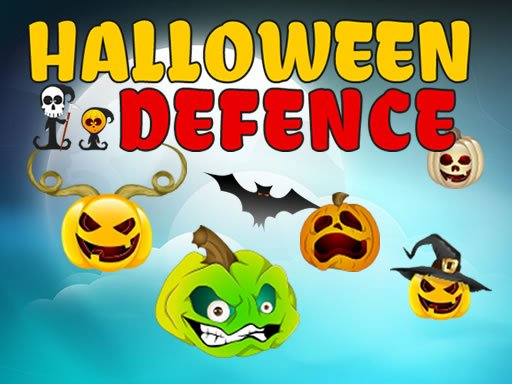 Play Halloween Defence Online