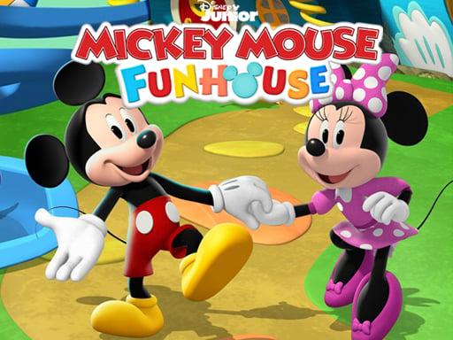 Play Funnys Funhouse Mania