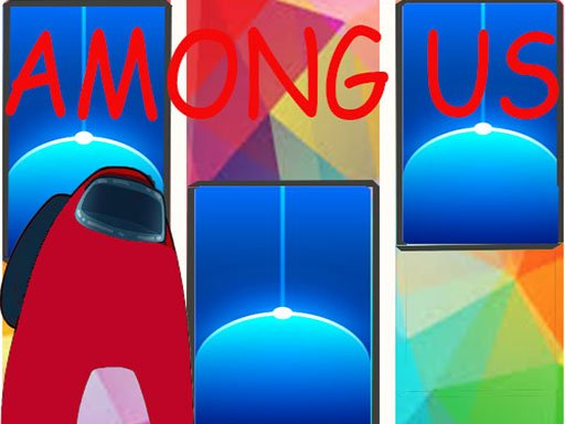 among us piano tiles