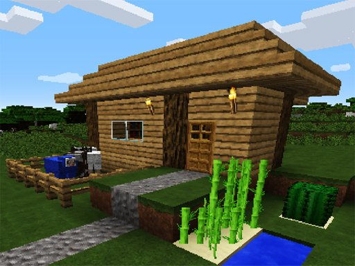 Play WorldCraft: 3D Build & Craft Online