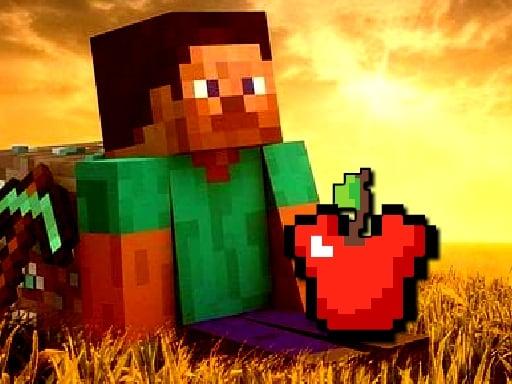 Play Minecraft Apple Shooter Online