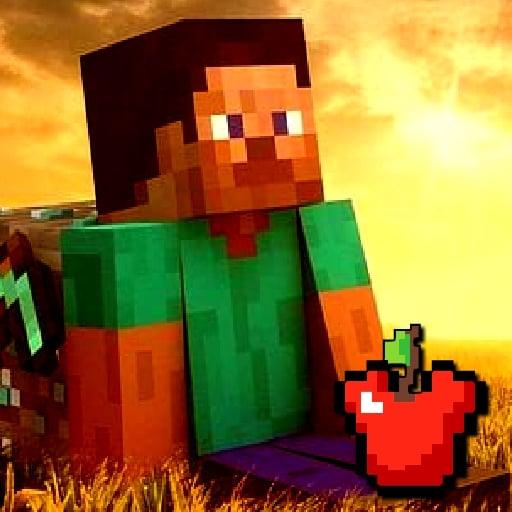 Minecraft Apple Shooter