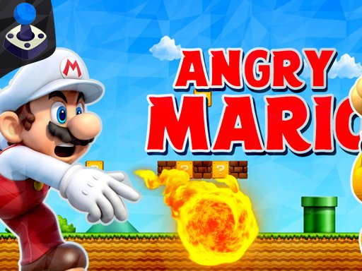 Play Angry Mario World Online