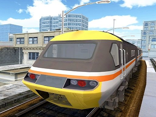 Play Super Drive Fast Metro Train Game Online