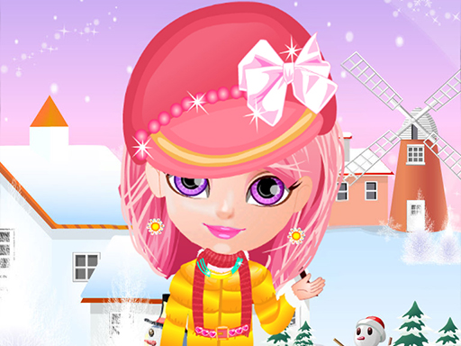 Baby Halen Winter Dress Up - Popular Games - Cool Math Games