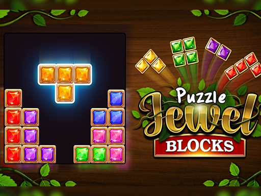 Блоки Puzzle Jewel 2