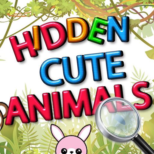 Hidden Cute Animals