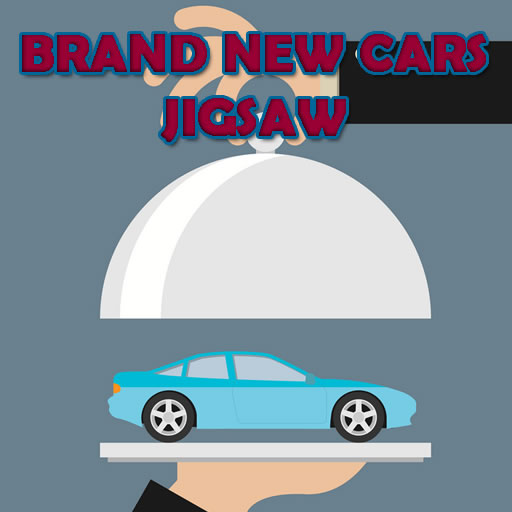 Brand New Cars Jigsaw