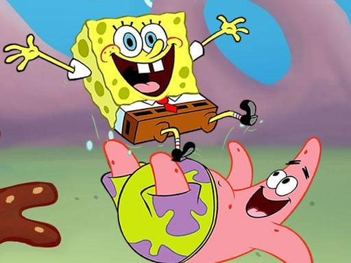 Play SpongeBob Jigsaw