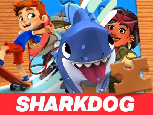 Пазл Sharkdog