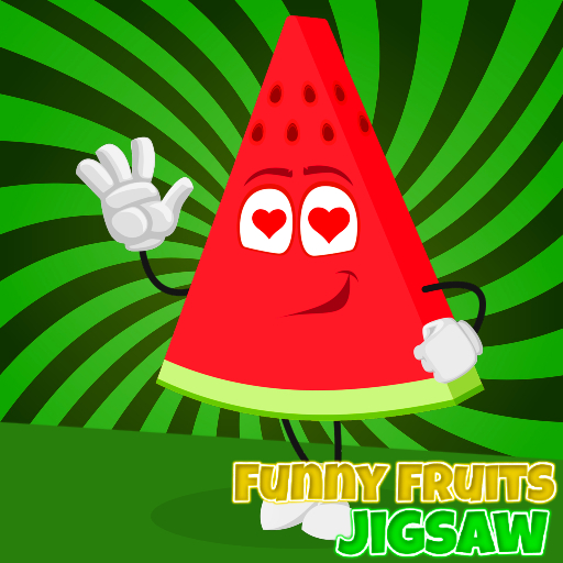 Funny Fruits Jigsaw