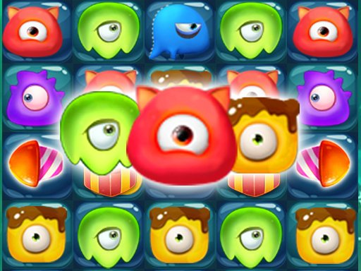Monster Candy Crush