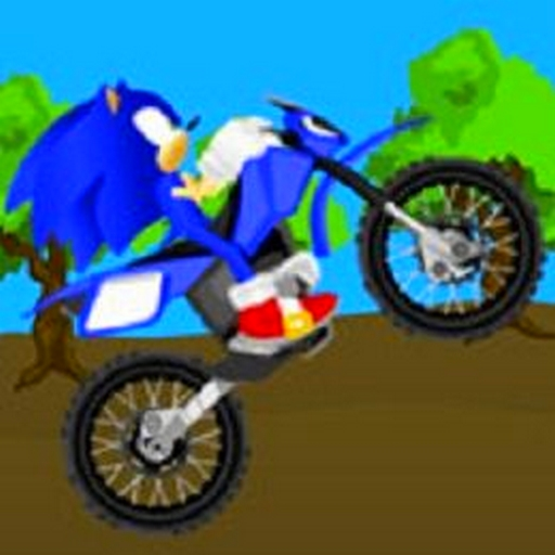 Motocicleta lui Sonic