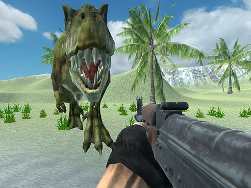Play Dino Island Rampage Online