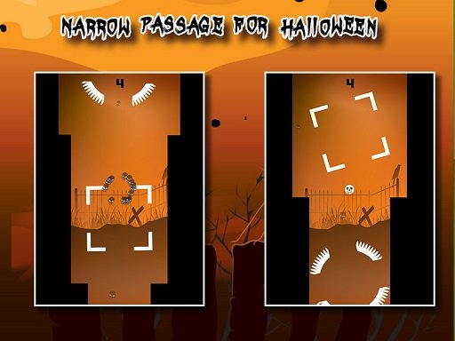 Play Narrow Passage For Halloween Online