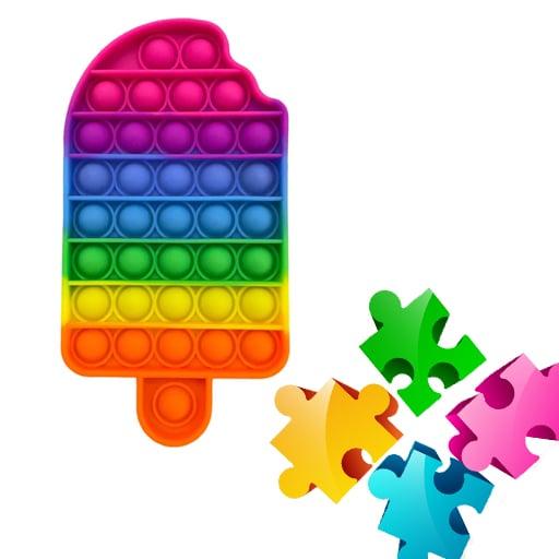 Pop It Jigsaw