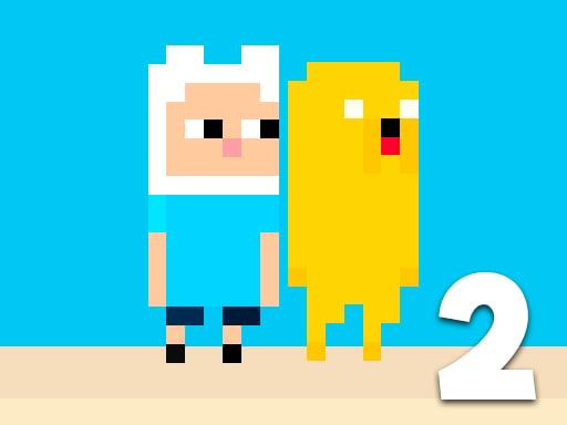 Пиксельное приключение 2