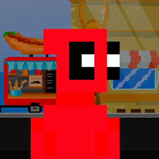 Pixel Heroes Runner