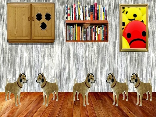 Dog Room Escape