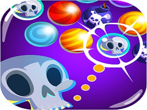 Стрельба по пузырям на Хэллоуин