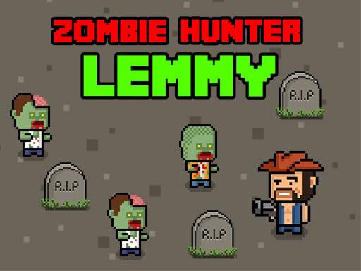 Zombie Hunter Lemmy - Popular Games - Cool Math Games