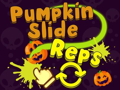 Play Pumpkin Slide Reps