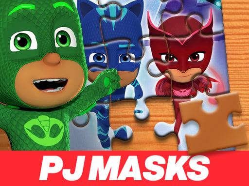 Головоломки с героями в масках