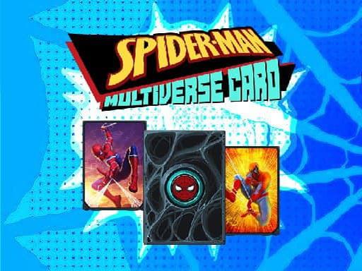 Spiderman Memory - Card Matching Game