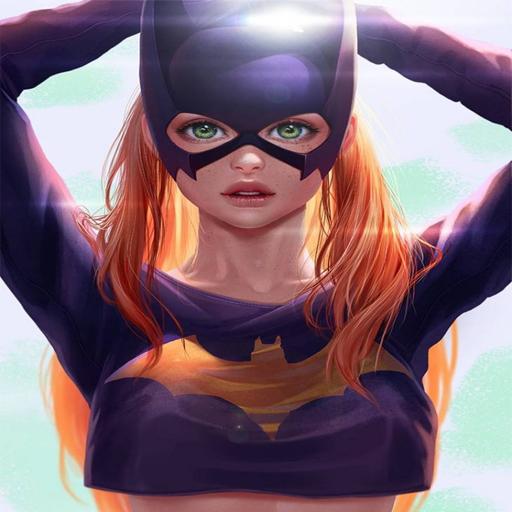 BatGirl Jump Force