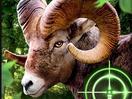 Play Crazy Goat Hunter 2020 Online
