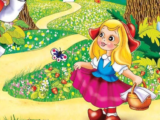 Little Red Riding Hood Jigsaw Puzzle Collection