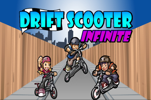 Drift Scooter - Infinite