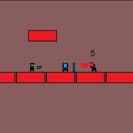 Boss Shooter - 2 player shooter