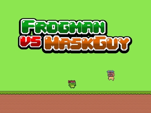 Play Frogman vs Maskguy Online