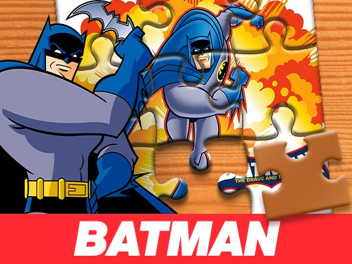 Play Batman The Brave and the Bold Jigsaw Puzzle