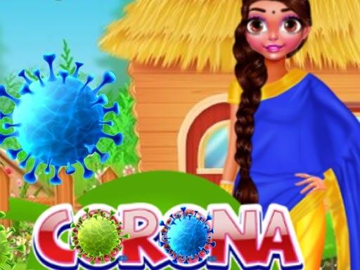 Play CORANA AYURVEDA REMEDY DRESS UP