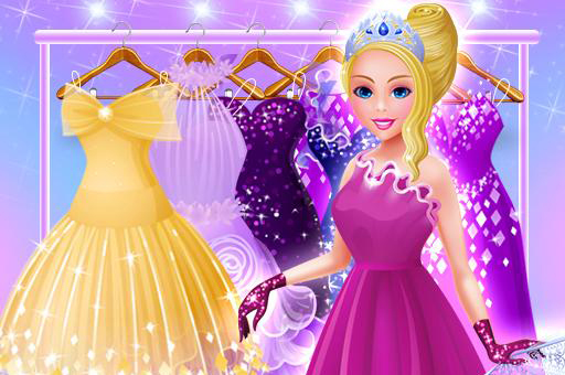 Cinderella Dress Up Game