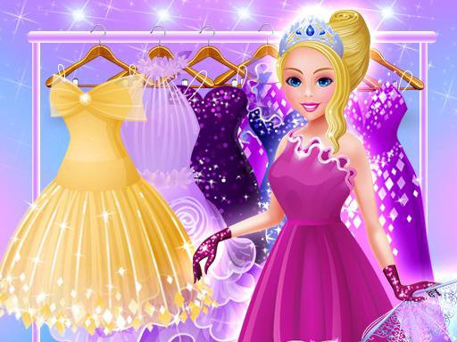 Cinderella Dress Up Game