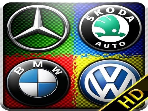 Игра на память с логотипами автомобилей