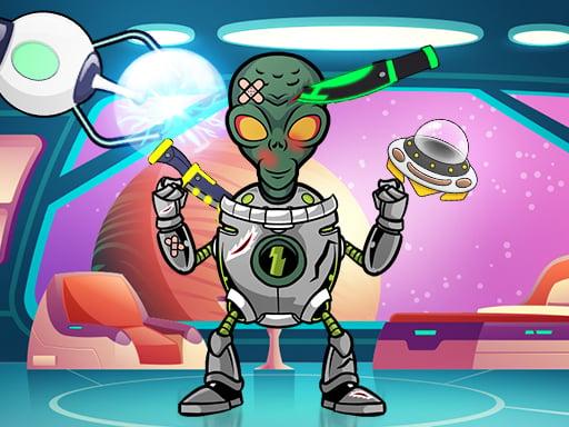 Kick The Alien