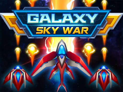 Galaxy Sky War - Popular Games - Cool Math Games