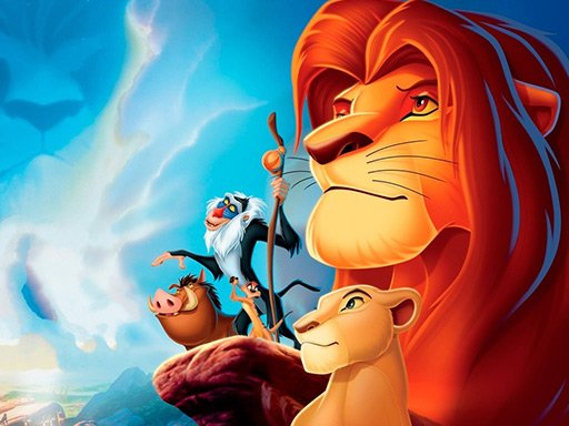 Play Lion King Jigsaw Puzzle Collection Online