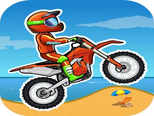 Play Moto Hill Racing