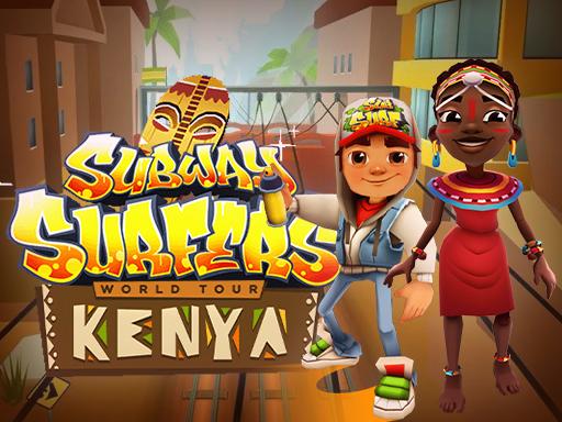 Subway Surfers Kenya