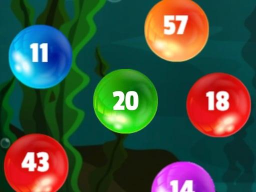 Заказ Num Bubbles