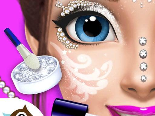 Салон макияжа принцессы Глории